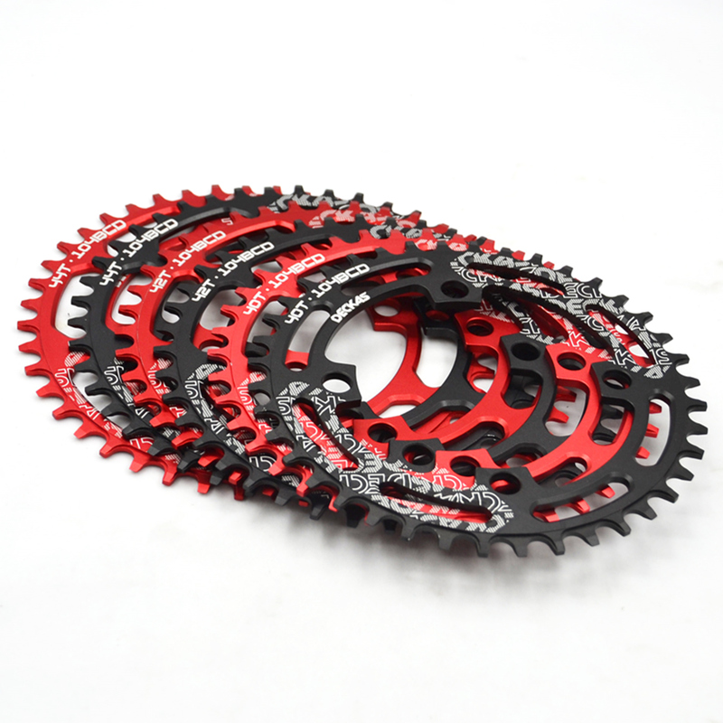 DECKAS 104BCD 40-52T Bike Narrow Wide Single Round Oval Chainring