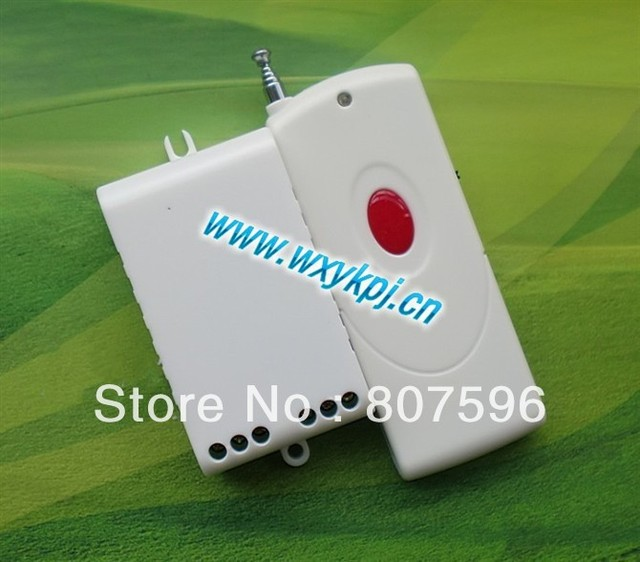 HOT 1000M AC220V 1Channel Wireless Switch Power/Relay/Outdoor/Remote  Control Light Switch