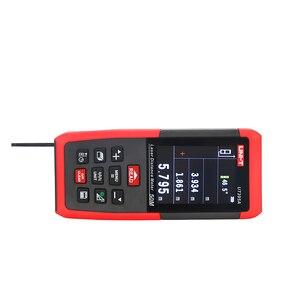 Image 4 - UNI T Laser Distance Meter USB 100m 50m 70m Rangefinder UT395A UT395B UT395C Trena a laser Profissional Tape Measure Digital