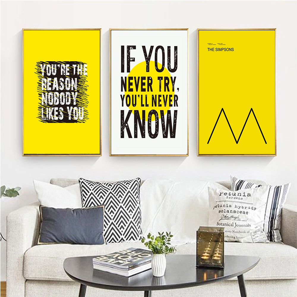 Great Wall Art Quotes Canvas Pictures Inspiration - The Wall Art ...