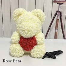 Love Rose Bear
