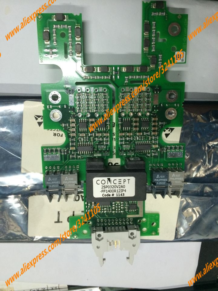 Free Shipping NEW 2SP0320V2A0 2SP0320V2A0-FF1400R12IP4 MODULE free shipping new luh50g1202 module