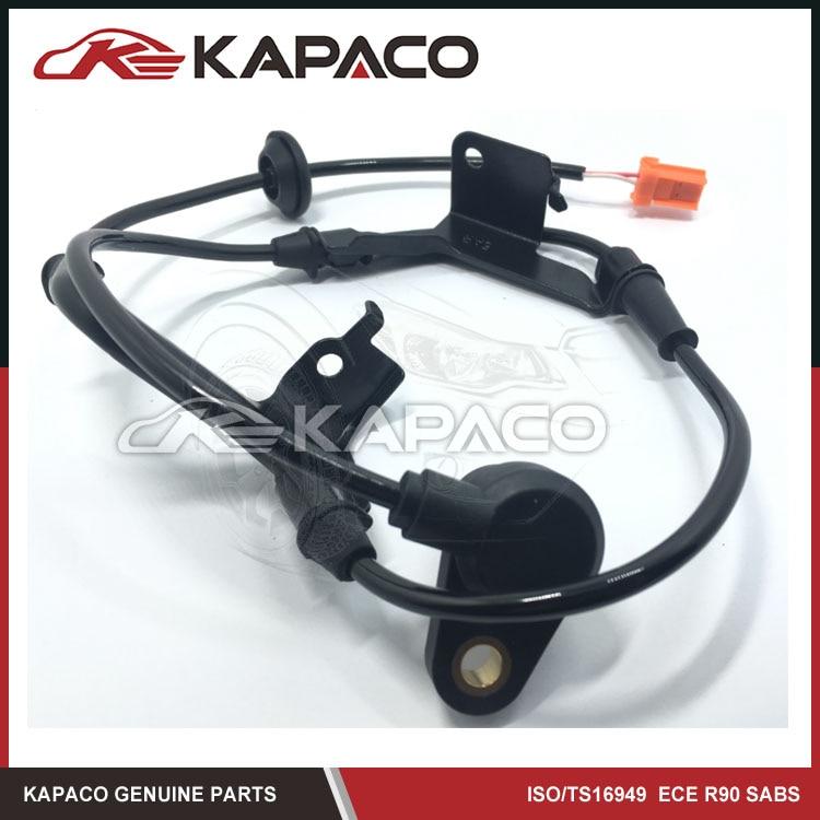 Free Shipping Rear Right Wheel Speed ABS Sensor 57470 S5D