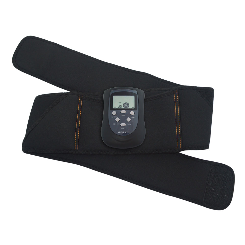 SUNMAS SM9065F EMS Slimming Belt Arms Leg Waist Local Slimming Perfect Body Care Slimming Massage Belt in Massage Relaxation from Beauty Health