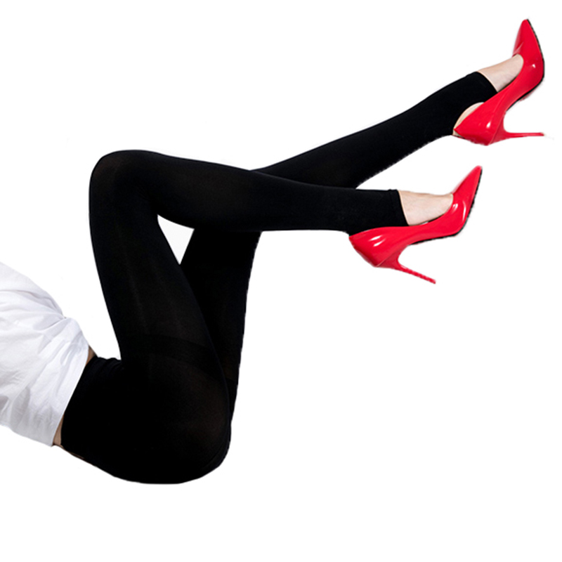 Сексуальные женские колготки, теплые бесшовные колготки 120D, бархатные эластичные колготки Strumpfhose Collant Femme Medias