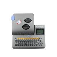 ПВХ трубки, принтер термоусадочная картриджный принтер для кабельного принтера машина маркировки проводов S 700