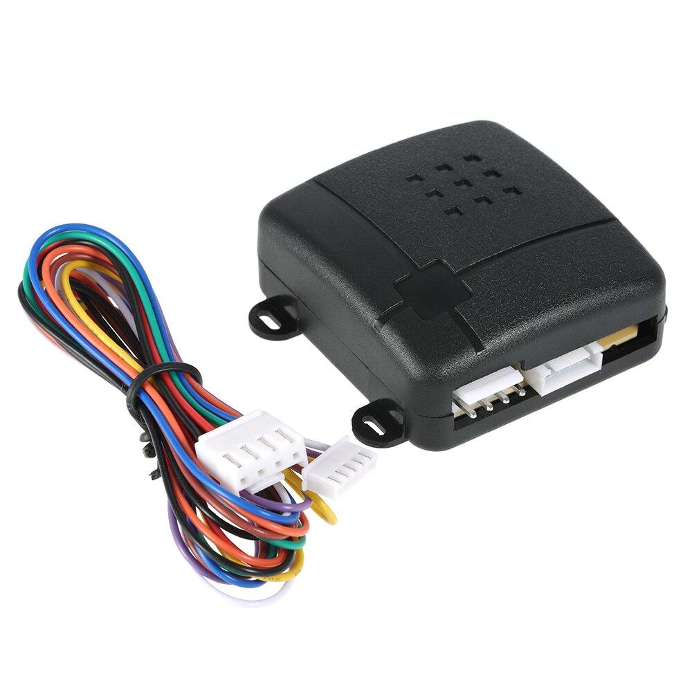 imágenes para Auto espejo lateral sistema Inteligente de Auto Lateral Retrovisor plegable Closer Alarma Sistema de Visión Trasera de Aparcamiento