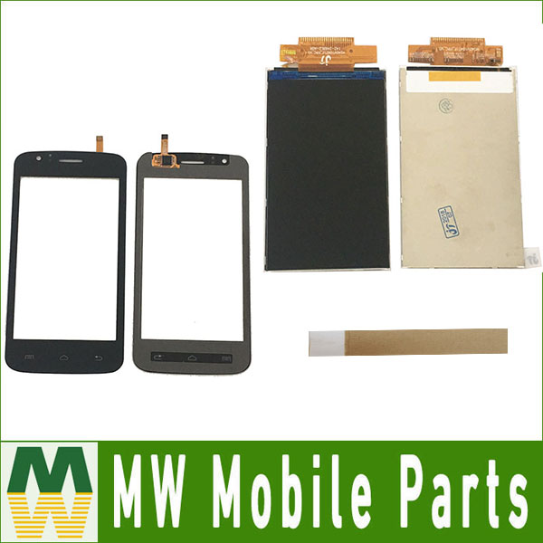 1PC/ Lot High quality For Explay Atom Touch Screen Digitizer And LCD display Screen replacement with Tape For Free1PC/ Lot High quality For Explay Atom Touch Screen Digitizer And LCD display Screen replacement with Tape For Free
