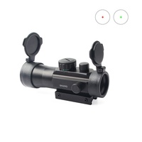 3X42RD Green Red Dot Sight Scope Tactical Optics Riflescope Fit Picatinny Rail Mount 20mm 11mm Rifle Scopes for Hunting