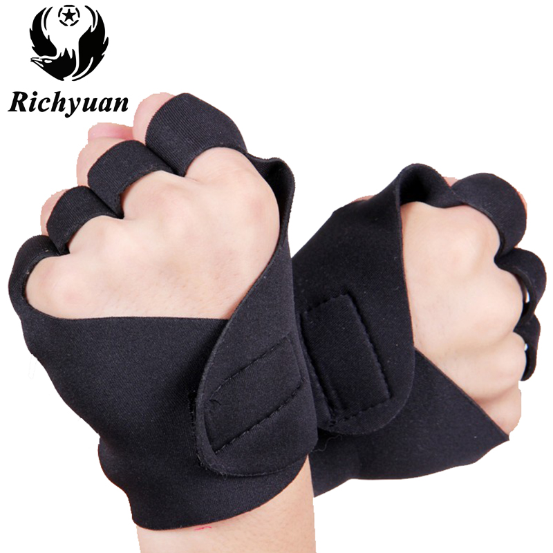 Neoprene Weight Lift Training Workout Gym Palm Exercise