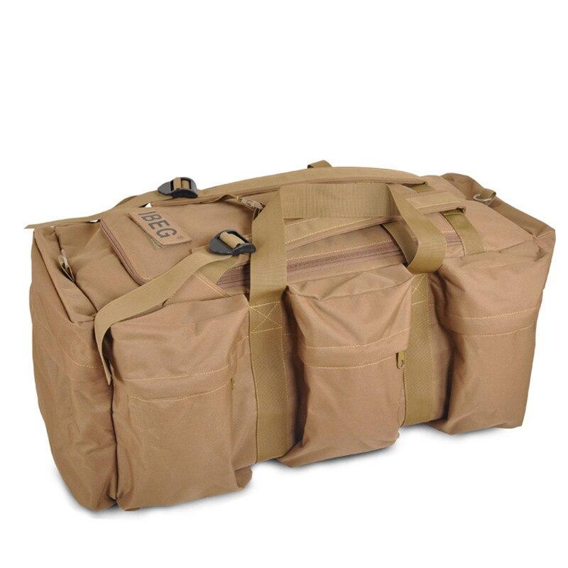 70L grande capacité sac hommes militaire tactique sac à dos en plein air Sport Camping sacs hommes randonnée sac à dos voyage sac à dos