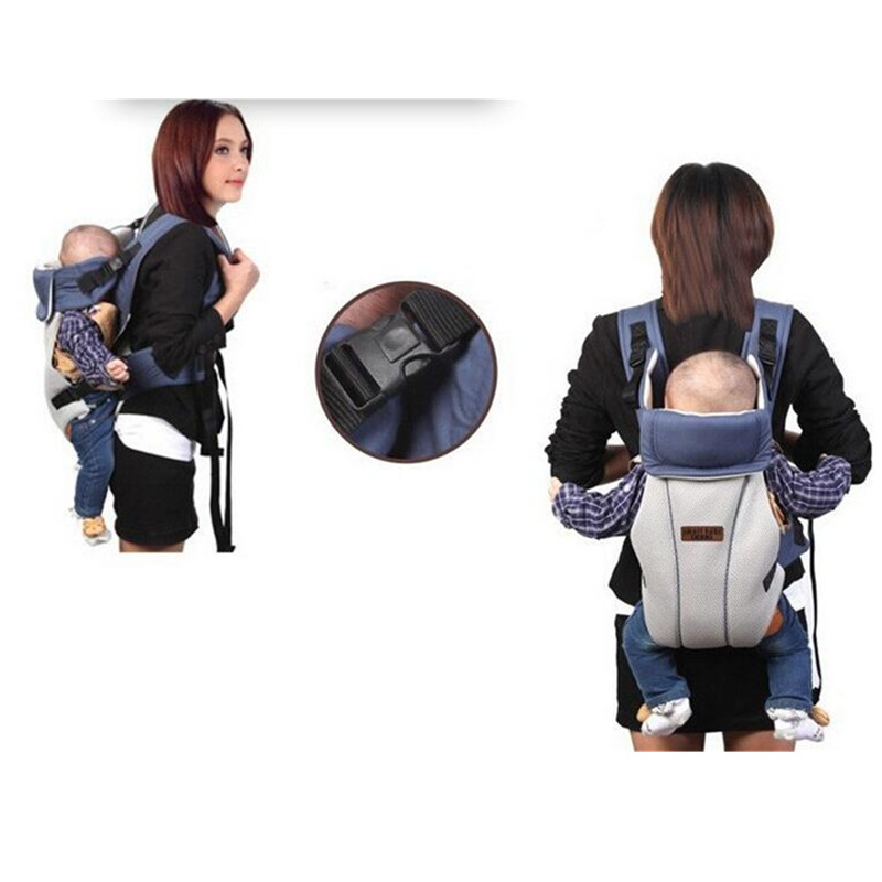 0 to 30 Months Baby Sling Breathable Ergonomic Baby carrier Front Carrying Children Kangaroo Infant Backpack Pouch Warp Hip Seat