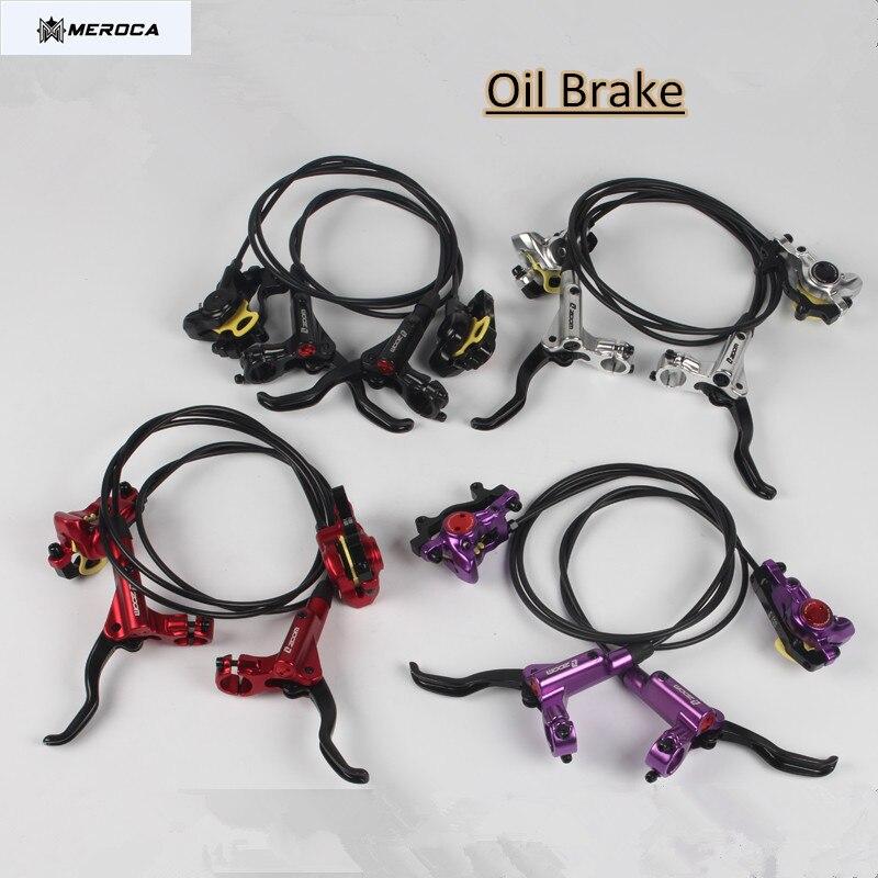 upgrade MTB HB-875 mountain bike oil brake super M447  395 oil brake Hydraulic brake