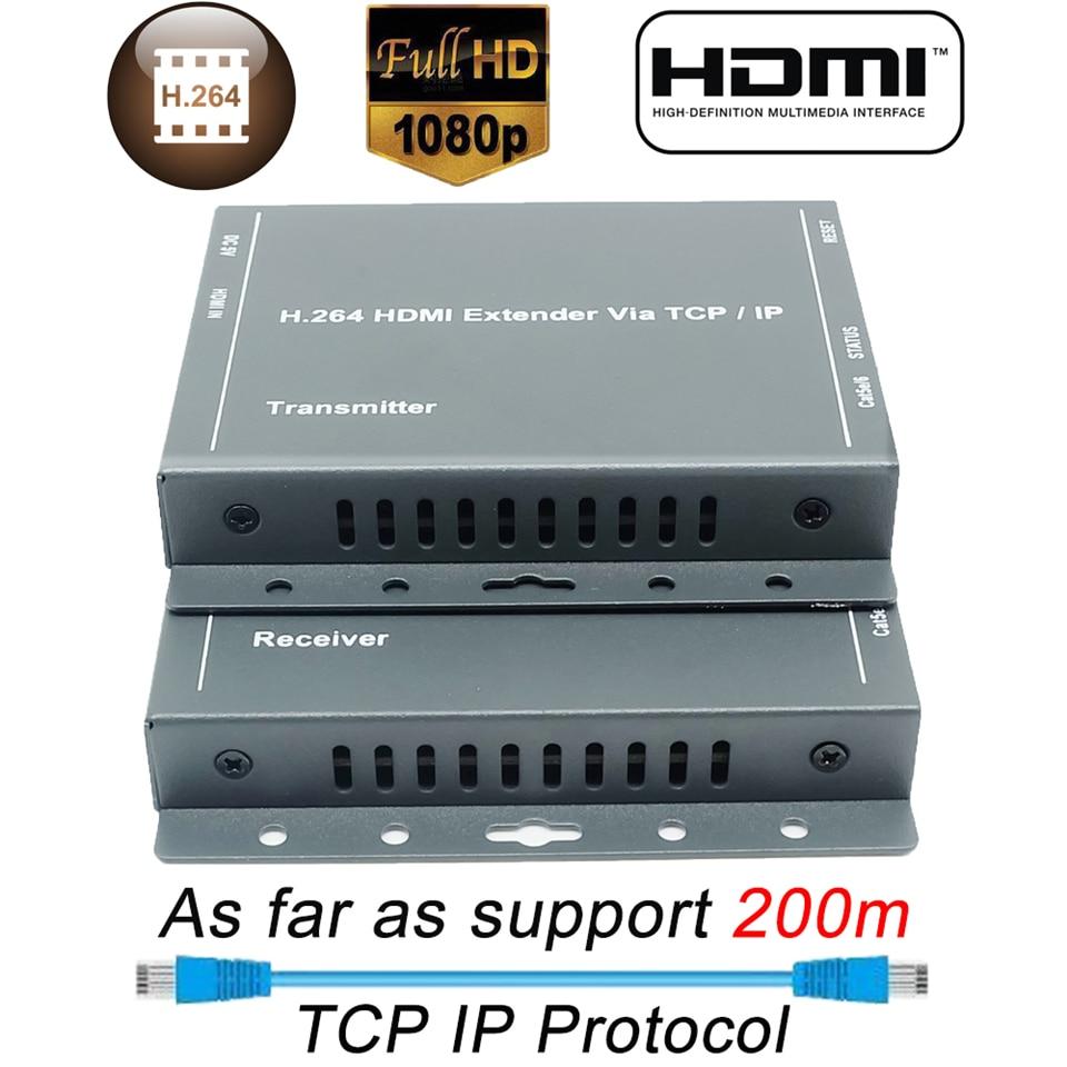 HOT SALE] 2019 660ft Better Than HDBitT H 264 HDMI Extender