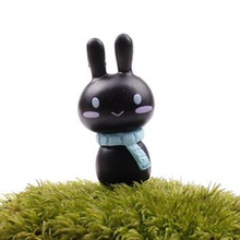 Hot Cute Rabbit Cartoon Anime Couples furnishing articles Action Figure DIY Models Doll Collection Kid Toy Gift Brinquedos