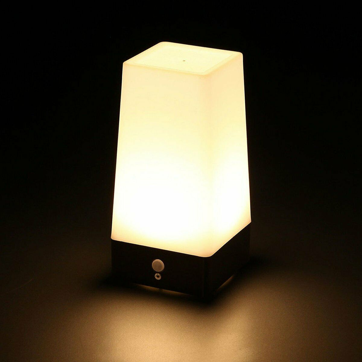 Wireless Pir Motion Sensor Light Sensor Led Night Light Battery