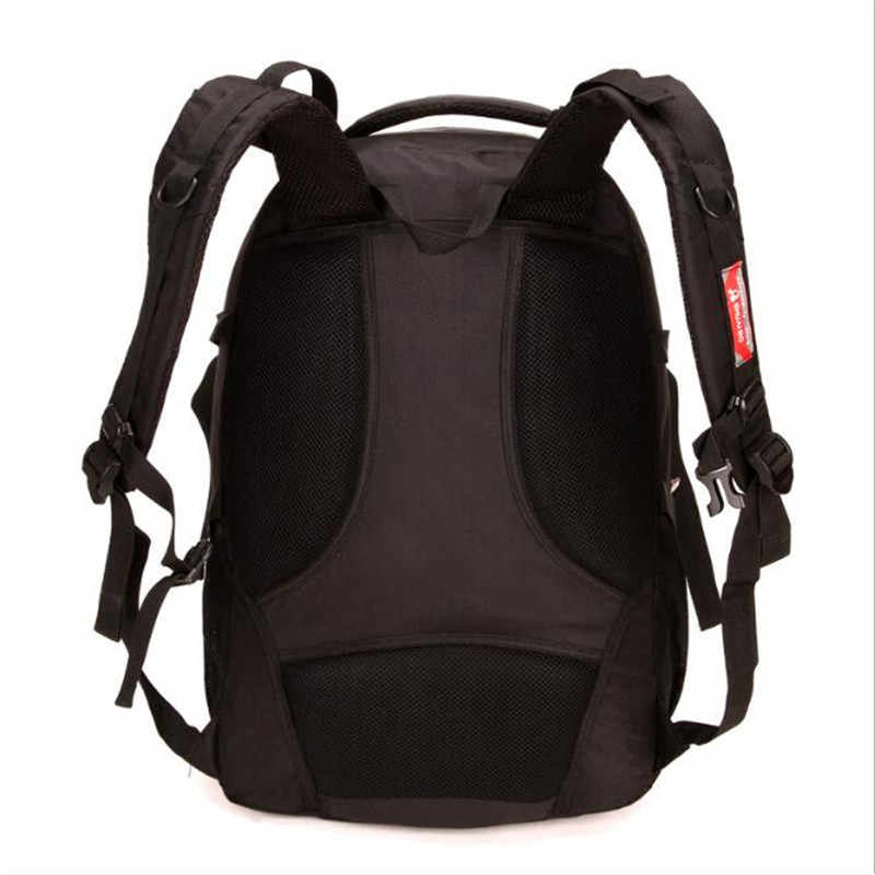 Популярный рюкзак для ноутбука мужской школьный Многофункциональный студенческий Противоугонный рюкзак водонепроницаемый полиэстер рюкзак мужская дорожная сумка