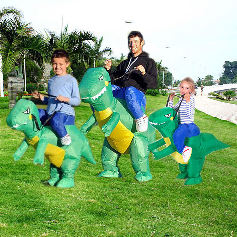 Hot Halloween Inflatable Adult Costumes 1.5 2m Party Inflatable Dinosaur Suit Cosplay Inflatable Adult Dinosaur Costume-in Boys Costumes from Novelty ...  sc 1 st  AliExpress.com & Hot Halloween Inflatable Adult Costumes 1.5 2m Party Inflatable ...