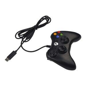 Image 5 - USB Wired Gamepad Joypad Vibration Game Controller Joystick for PC Raspberry Pi 4 Retropie Retroflag NESPi SUPERPI Case