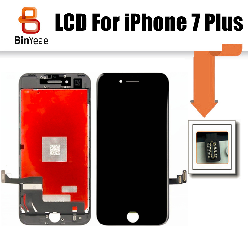 5pcs Best Quanlity For Apple iPhone 7 Plus LCD Display 5.5