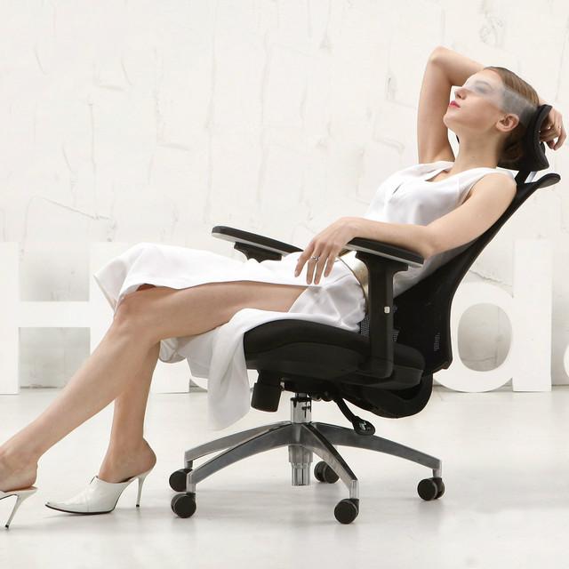 Cadeira de pano casa gaming ergonômico cadeira do computador cadeira de escritório cadeira