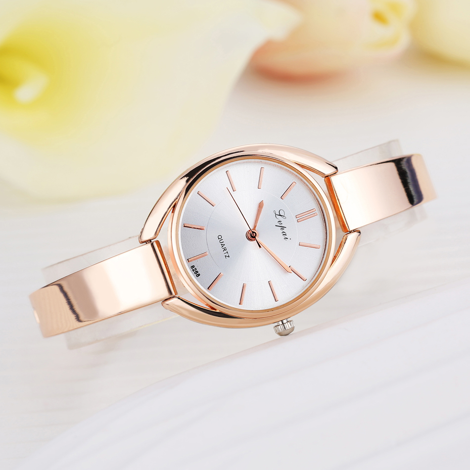 Lvpai Brand Dropshipping Womens Luxury Watches Top Brand Rose Gold Quartz