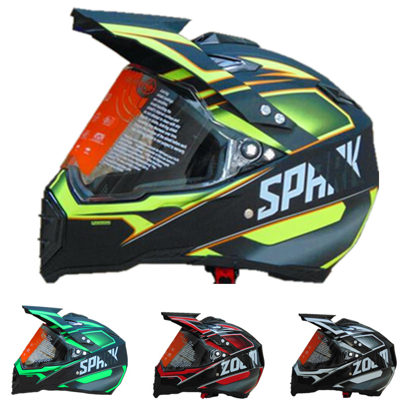 Vcoros 2016 new design capacetes motocross helmet atv for Helm design