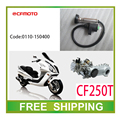 CF250T CF MOTO IGNITION COIL IGNITOR 250cc GY6 scooter water cooled engine CFMOTO accessories free shipping