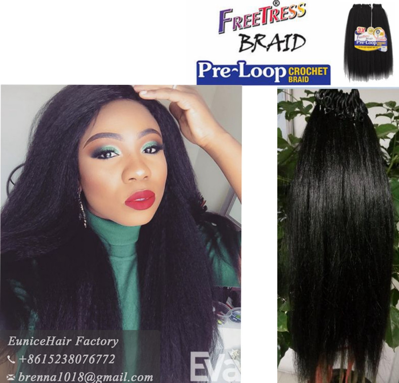 Crochet Hair Dominican Blowout : Crochet Yaky 2x jumbo janet yaki havana twist braid crochet braids ...