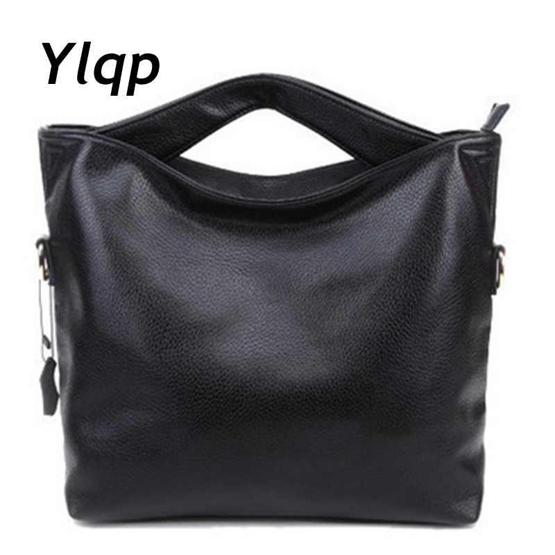 f996394e9ed7 2019 Новая модная кожаная сумка дизайнер бренда женщины Сумка женская  кожаная сумка Женская повседневные винтажные сумочки