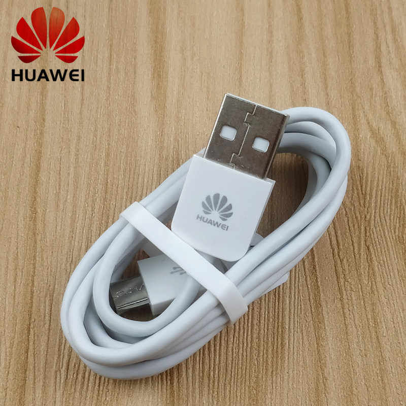 D'origine Huawei Chargeur Câble 1A charge Micro Câble usb pour L'honneur 6X 7X 6C 6a 5c 6 5X 3C 3X 4A 4C 4X G7 P7 P6 Smartphone