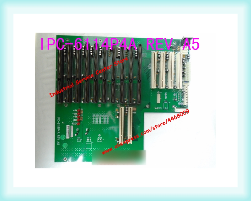 Original industrial computer base plate IPC-6114P4A REV A5Original industrial computer base plate IPC-6114P4A REV A5
