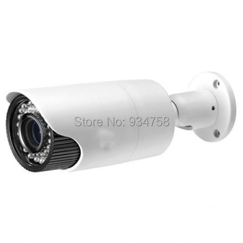 1 3 TI 2 megapixel waterproof ir IP bullet POE Network Camera