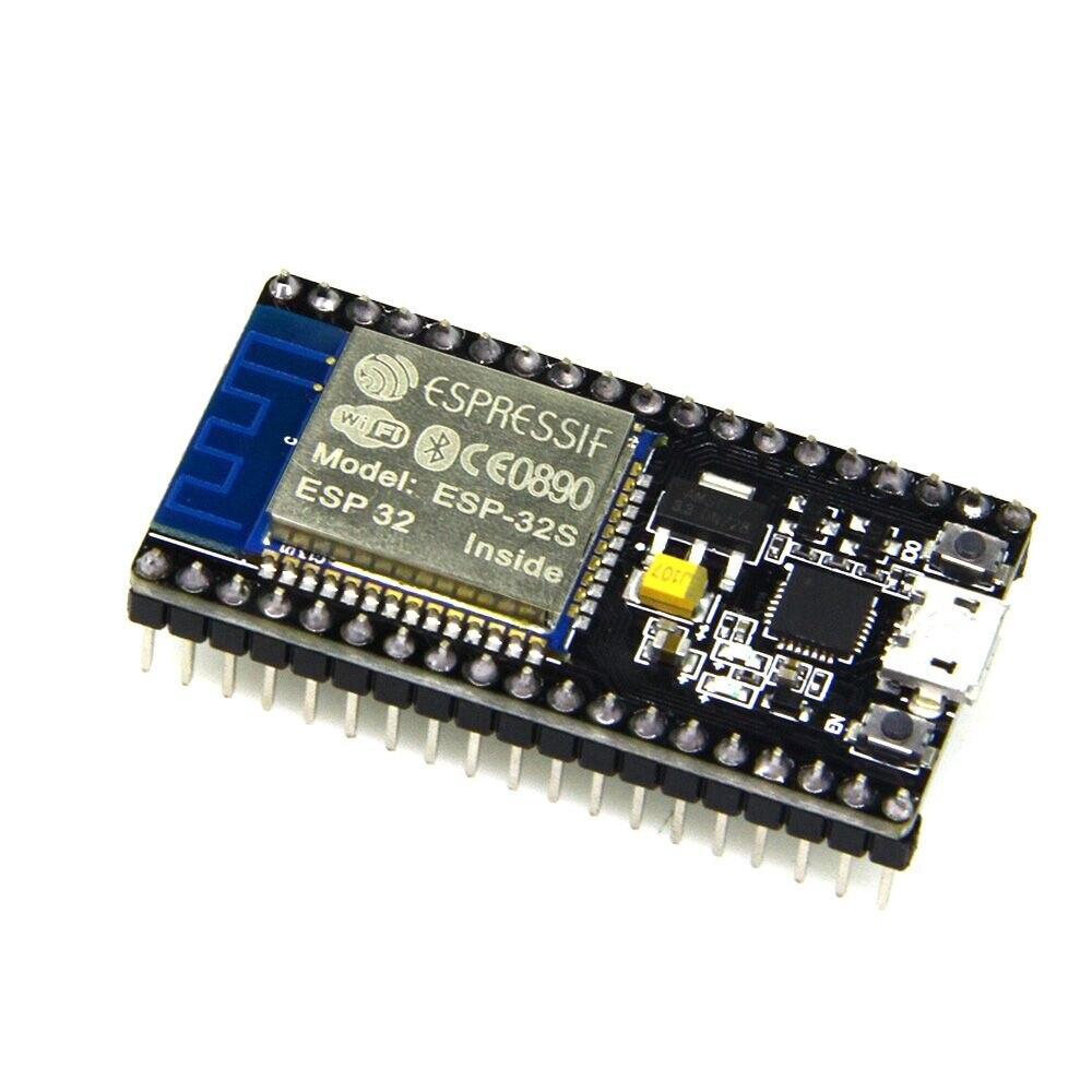 ESP32 Développement Conseil WiFi Bluetooth Ultra-Faible Consommation D'énergie Double Noyaux ESP-32S Conseil Pour NodeMCU-32S Lua pour NodeMCU