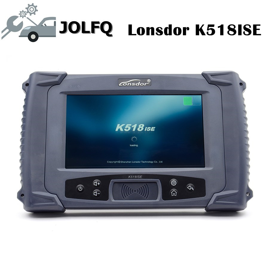 100 Original Lonsdor K518ISE Key Programmer with Odometer Adjustment Car Diagnostic Tool For All Makes with