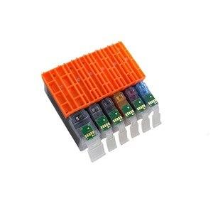 Image 2 - 1 세트 캐논 570XL PGI 570 잉크 카트리지 PGI570 CLI571 PGI570XL PIXMA MG5750 MG5751 MG5752 MG5753 MG6850 프린터