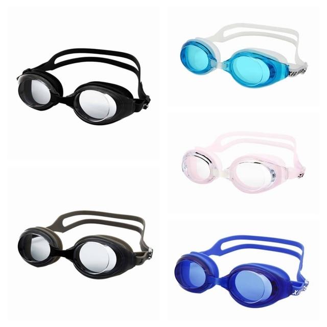 Gafas de natación para adultos HD silicona impermeable Anti vaho ...