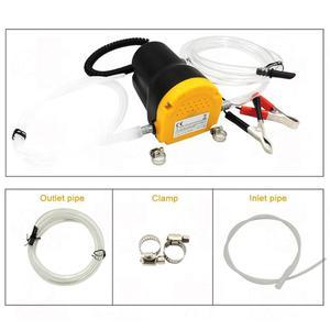 Image 4 - Neue Auto Gas Pumpe 12/24V 60W Auto Elektrische Tauch Pumpe Flüssigkeit Öl Ablauf Extractor für RV boot ATV Rohre Lkw