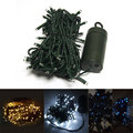 OriGlam 131ft 300 LEDs Waterproof Battery Operated Light String with 8 Functions & Auto Timer for Christmas / Party / Wedding