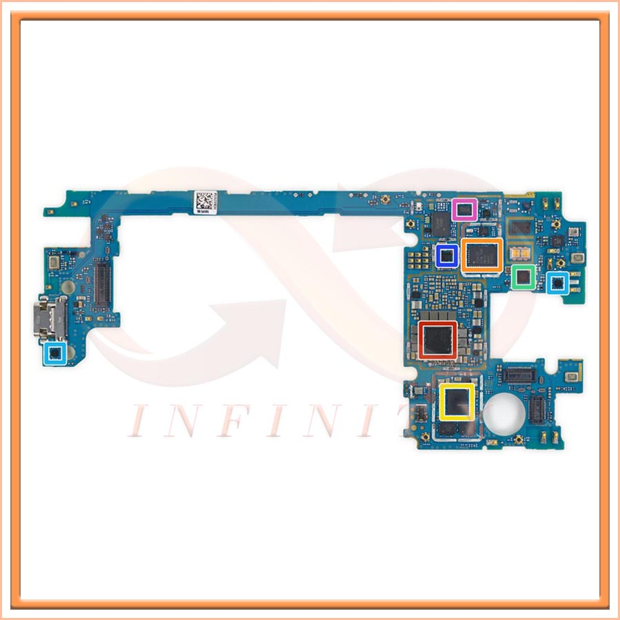 medium resolution of in stock 100 test working for lg nexus 5x motherboard logic board smartphone repair replacement in mobile phone lcds from cellphones telecommunications
