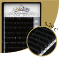 LashView  Mix Tray C Curl .20mm Thickness Size 8/10/12/14mm Salon Lashes Eyelash Extensions