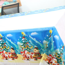 Christmas Style Table Cover