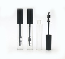 Free Shipping - 300pcs/lot 10ml Mascara PS Tube ,Mascara Container, 10CC Container ,Make Up Empty ,Plastic Bottle
