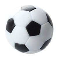 30pcs 32mm Plastic Soccer Table Foosball Ball Football