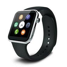 A9 Bluetooth Smartwatch Pulsmesser Smart Uhren IP67 Wasserdicht für IOS und Android Smartphones