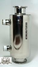 1.5 «Мини Dephlegmator/Конденсатор/Рефлюкс SS304, tri-clamp соединения OD50, 5