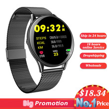 Bluetooth Heart Rate Smart Watch Sn58 Waterproof Blood Pressure 2.5d Touch Screen Smartwatch For Android Ios Phone Pk Q8 Q1 цены