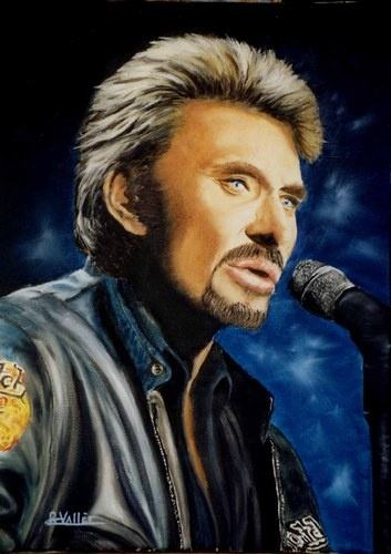 rock singer diamond painting French Elvis Johnny Hallyday diy cross stitch diamond embroidery set needlework diamond painting