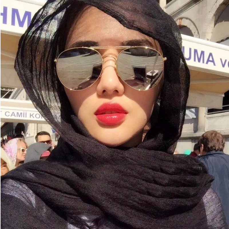 Oversized Aviator Sunglasses Women  aliexpress com oversized aviator sunglasses women and men