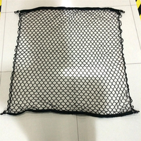 100 100 CM Car Nylon Rope Separation Net Second Generation Box Pocket Storage Compartment Trunk Luggage